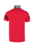 Polo Haus - Boxing Range - Rise to Glory Collar Tee (Red)