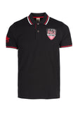 Polo Haus - Polo Legend Brand Collar Tee (Black)