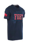 Polo Haus - Boxing Team RN Tee - Fight (Dark Blue)