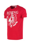 Polo Haus - Boxing Team RN Tee - Boxing (Red)