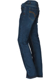 Polo Haus - Straight Cut Long Jeans (Dark Blue)