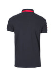 Polo Haus - Challenger Design S/S Collar Tee (Dark Blue)
