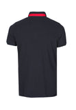 Polo Haus - Authentic Style Design S/S Collar Tee (Dark Blue)
