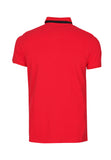 Polo Haus - Authentic Style Design S/S Collar Tee (Red)