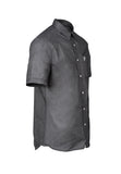 Polo Haus - Signature Oxford S/S Shirt With Pocket (Black)