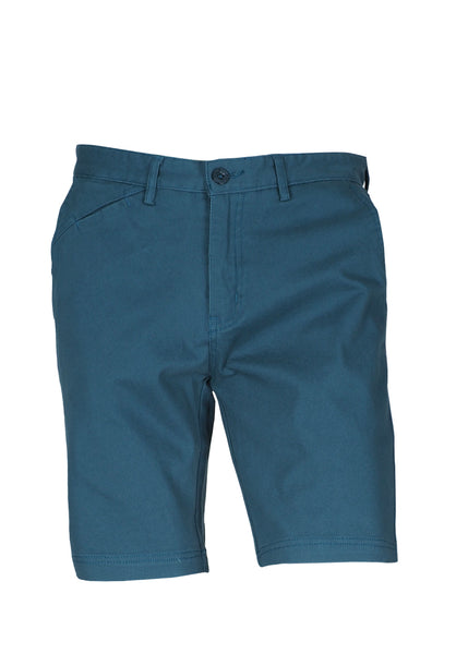 Polo Haus - Solid Color Chino Shorts (Light Green)