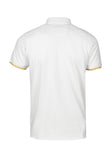 Polo Haus - USA Design Collar Tee (Beige)