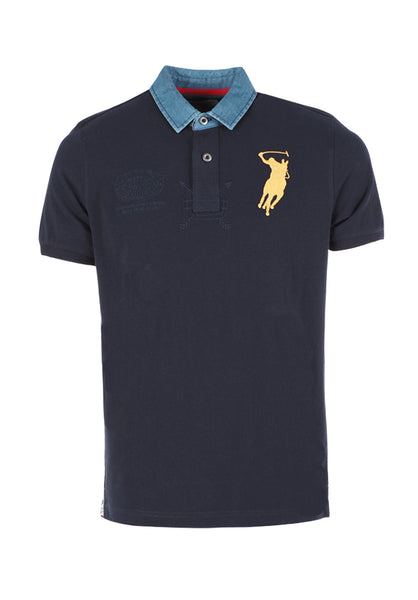 Polo Haus - Indigo - Denim Collar (Dark Blue)
