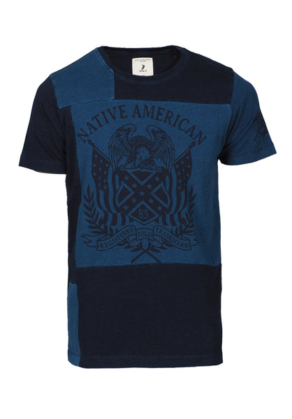 Polo Haus - Indigo - Indigo - Native American (Dark Blue)