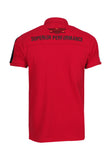 Polo Haus - Superior Performance Design Collar Tee (Red)