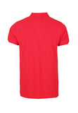 Polo Haus - Legend Label Design S/S Collar Tee (Red)