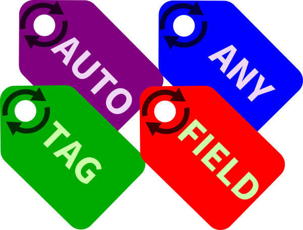 Auto Tag A different Field