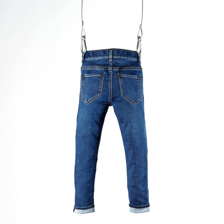CR7 Junior Type-S Skinny Indigo - back view