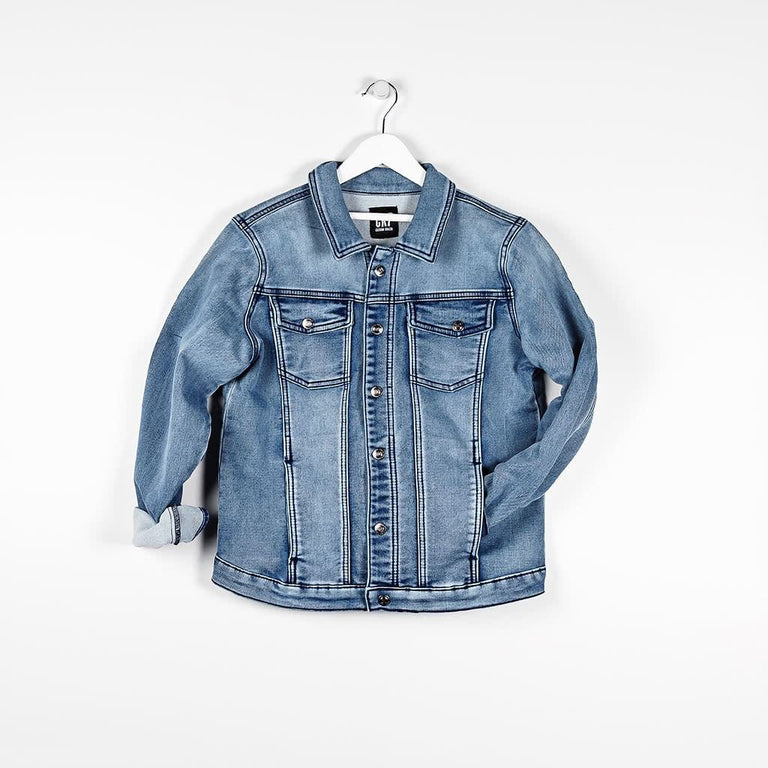 BOYS JACKET - BLUE EYES