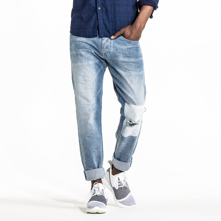 TYPE-R MODERN STRAIGHT JEAN - BREEZE