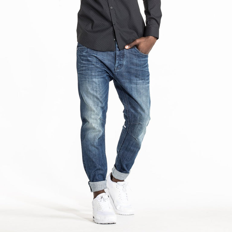 TYPE-T TAPERED JEAN - DARK WATER