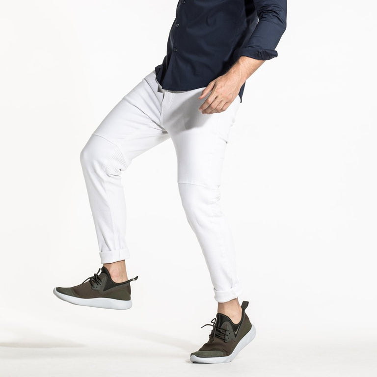 TYPE-S SKINNY JEAN - ALPS WHITE