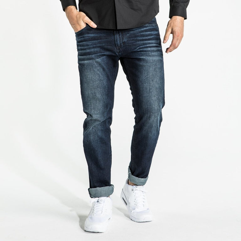 TYPE-C SLIM STRAIGHT JEAN - INDIGO