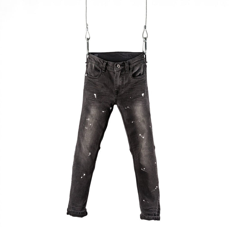 TYPE-S SKINNY JEAN - PAINT SPLATTER