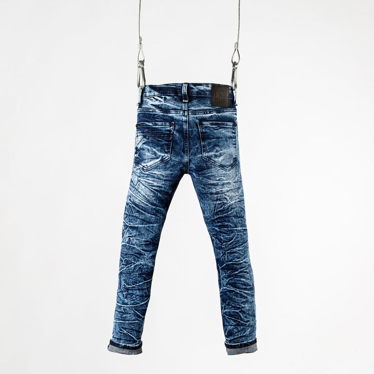 TYPE-S SKINNY JEAN - OCEAN SPRAY