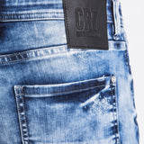 TYPE-S SKINNY JEAN - SMUDGE