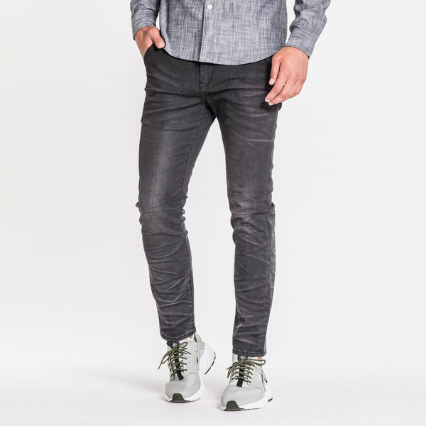 TYPE-C COMFORT JEAN - IRON GREY