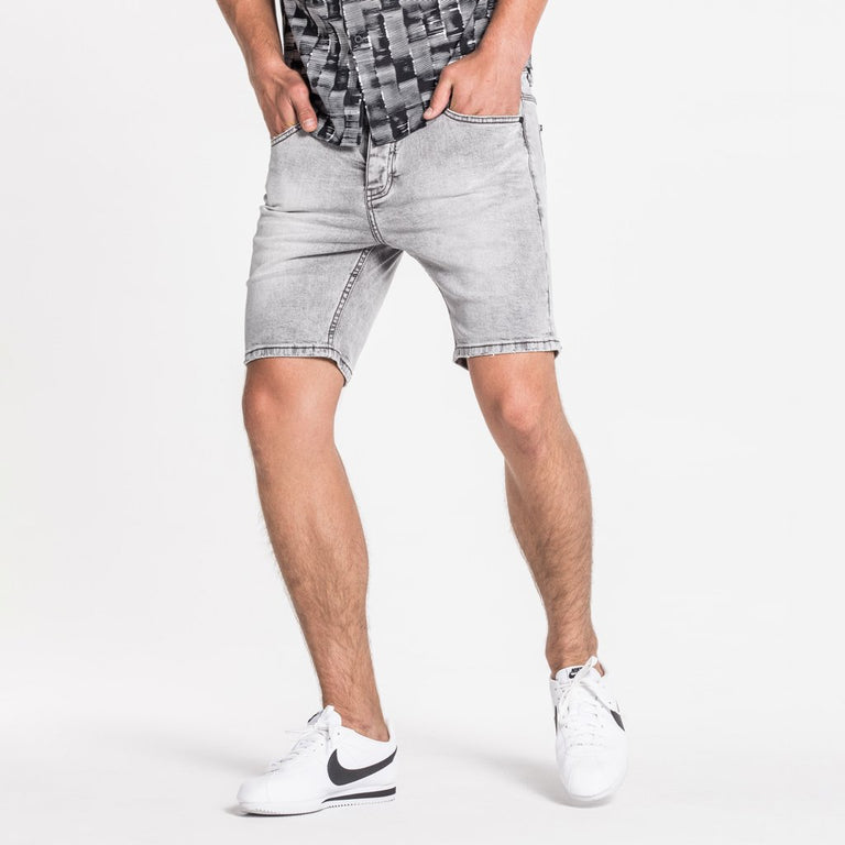 DENIM SHORT - TONIC
