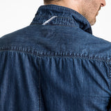 CR7 Shadow Pocket Shirt - Shadow Classic - back closeup