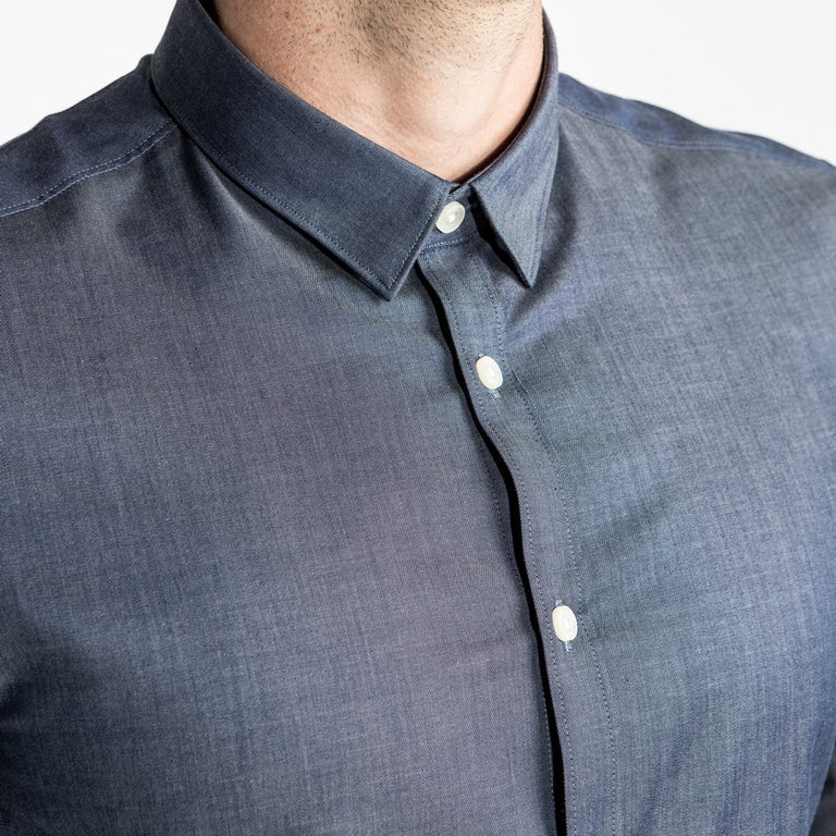 TAILORED FIT - CHAMBRAY