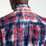 CR7 TYCO Shirt - Red Multi - back view