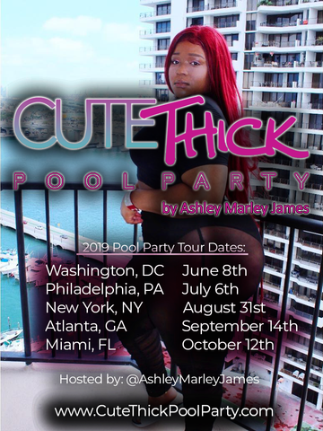 Early Bird - VIP Admission Cute Thick Pool Party