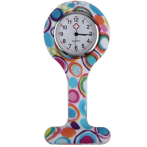 Silicone Nurse Watches
