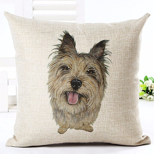 Dog Pillow Covers