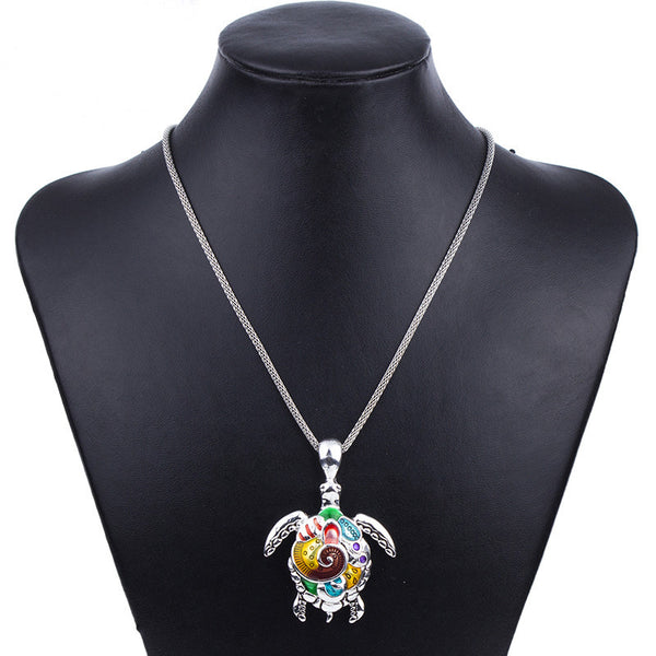 Turtle Necklace - Exclusive Deal