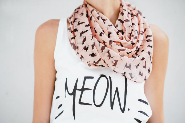 Cat Scarf - Offer