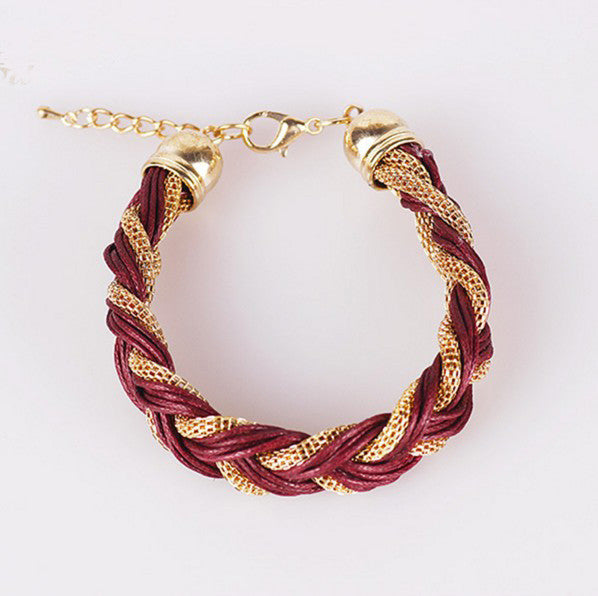 Braided Rope Bracelet - Offer