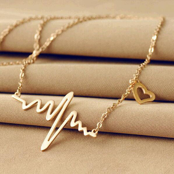 Heartbeat Necklace - Exclusive Deal