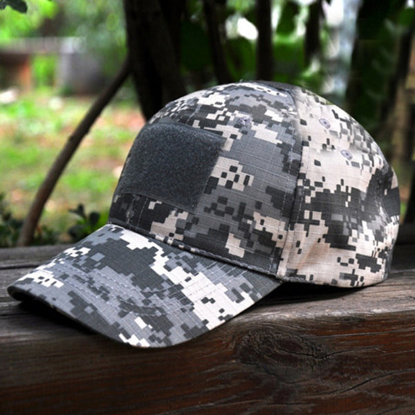 Camo Tactical Hat - Offer