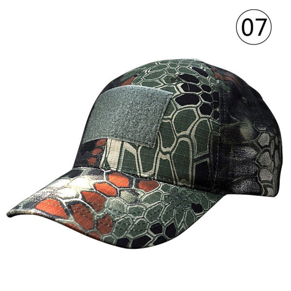 Camo Tactical Hat - Exclusive Deal