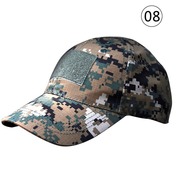 Camo Tactical Hat