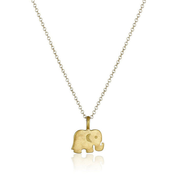 Good Luck Elephant Necklace - Offer