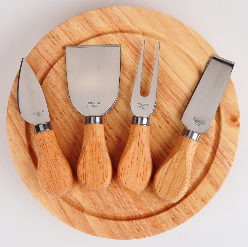 5 Piece Cheese Set - US Office Elements