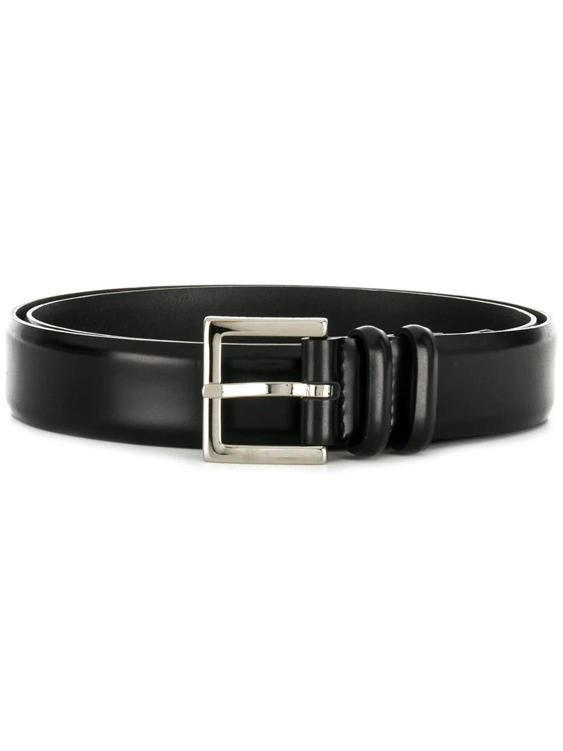ORCIANI TOLEDO CLASSIC LEATHER BELT