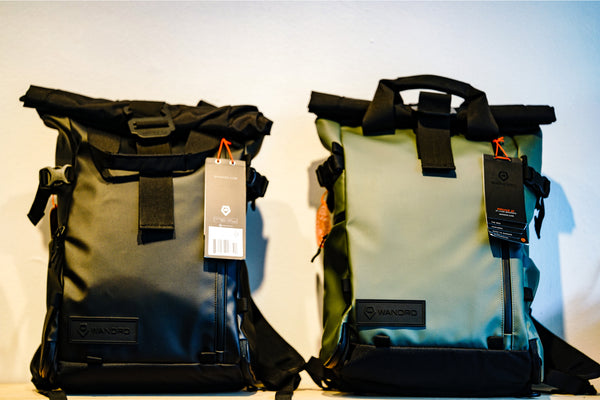 The Top 5 Reasons to make the Wandrd Prvke your Next Travel Backpack.