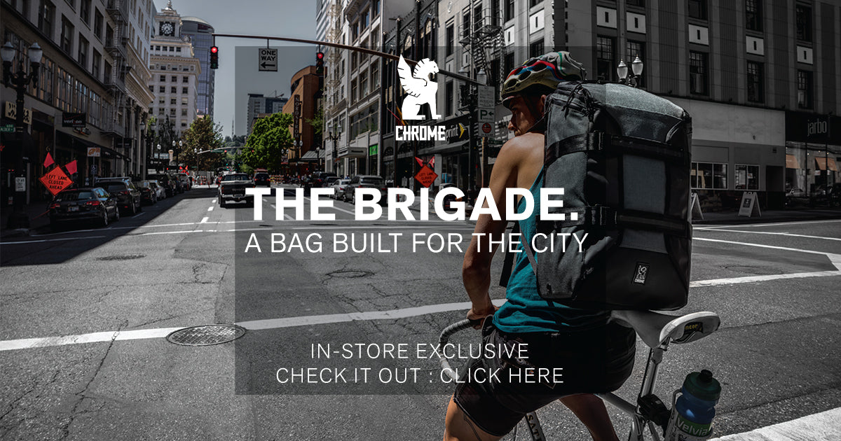 Chrome Industries : Brigade Backpack