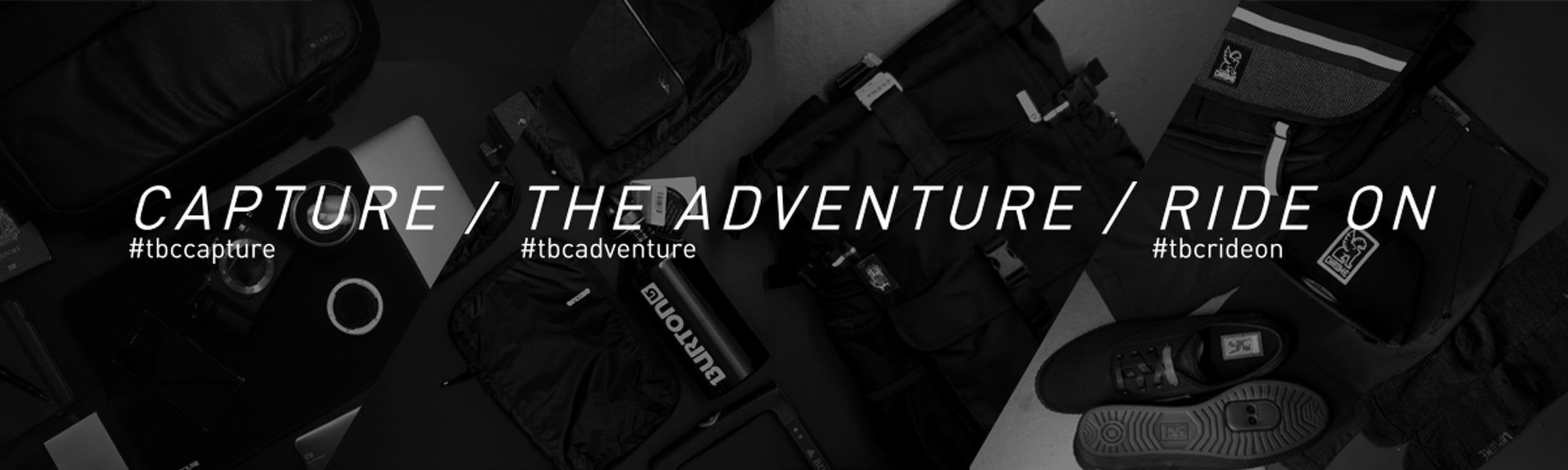 Capture / The Adventure / Ride On