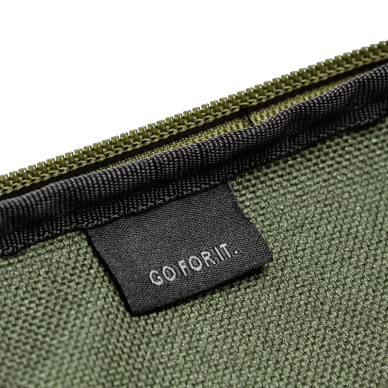 [PO] Able Carry : The Daily Stash Pouch : Cordura Olive