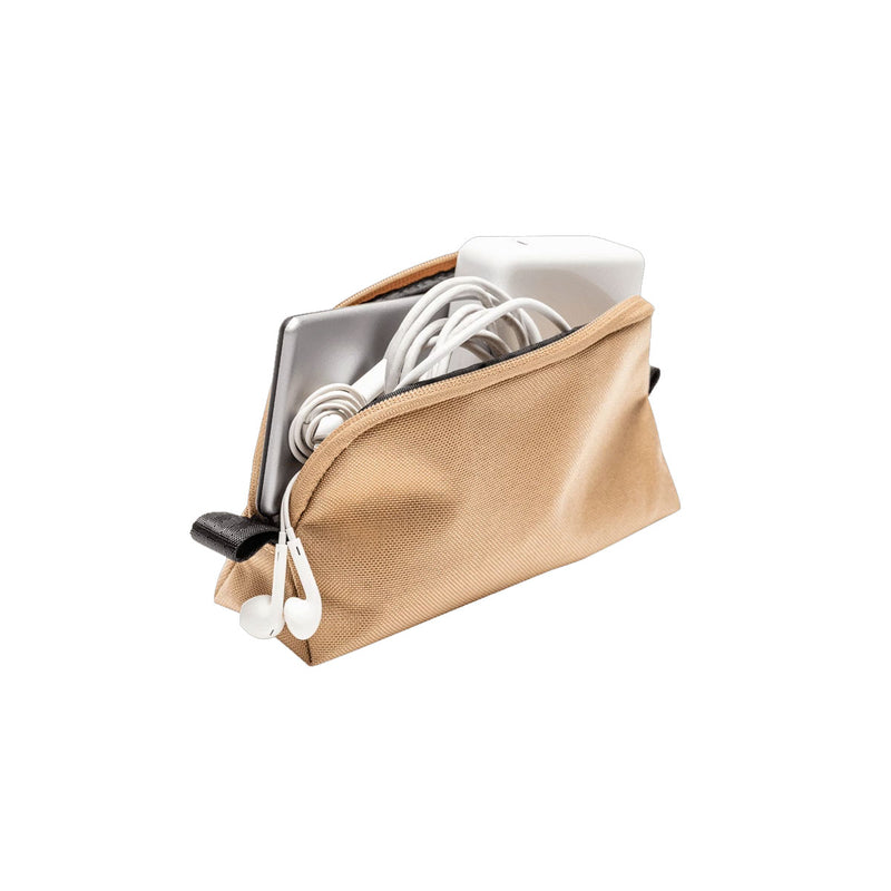 Able Carry : The Daily Stash Pouch : Cordura Sand