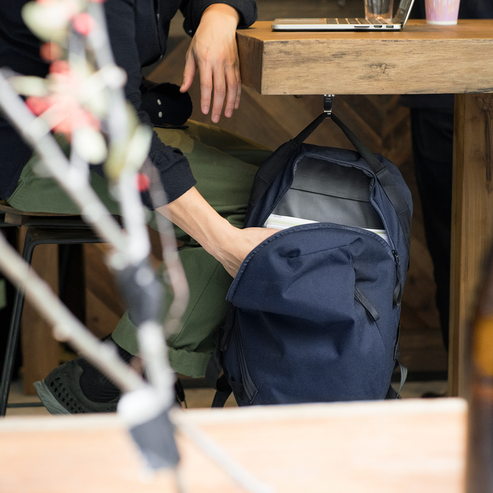 Able Carry : Daily Backpack : Cordura Navy