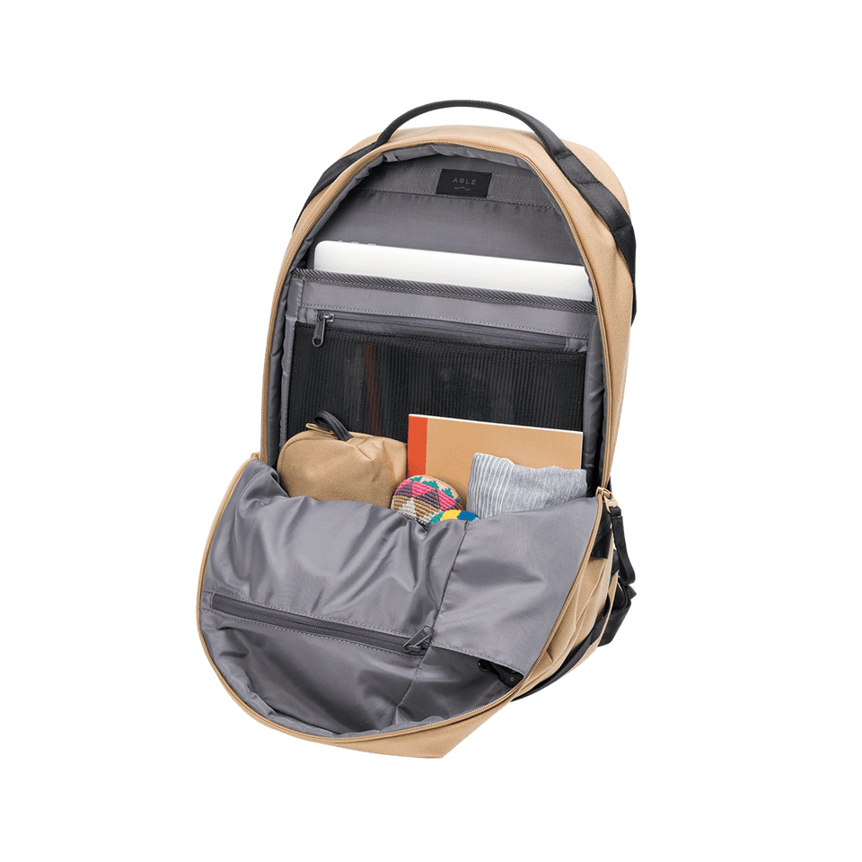 Able Carry : Daily Backpack : Cordura Sand